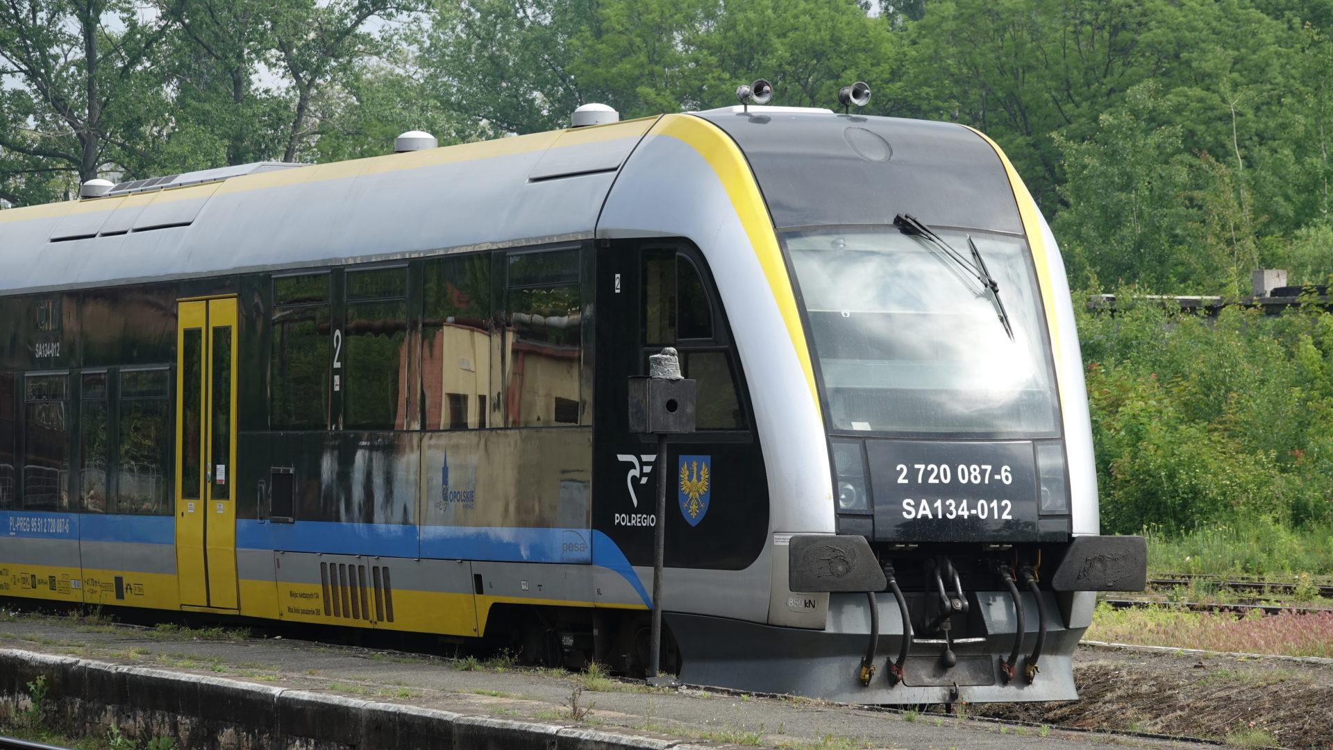 Pociągiem do Krakowa i Warszawy!