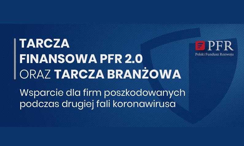 Tarcza Finansowa PFR 2.0 dla mikrofirm, małych i średnich firm ˗ wsparcie dla 45 branż