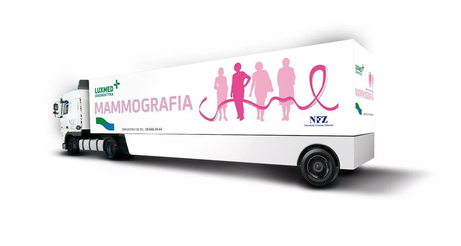 Badanie mammograficzne 19 lutego