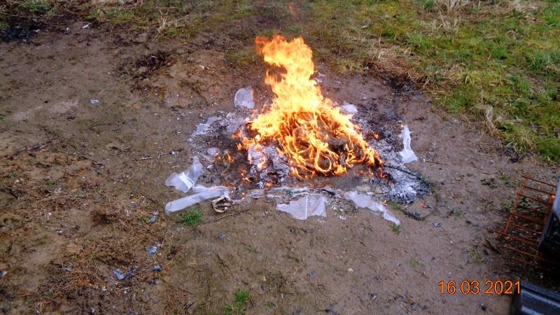 Kolejne spalanie odpadów