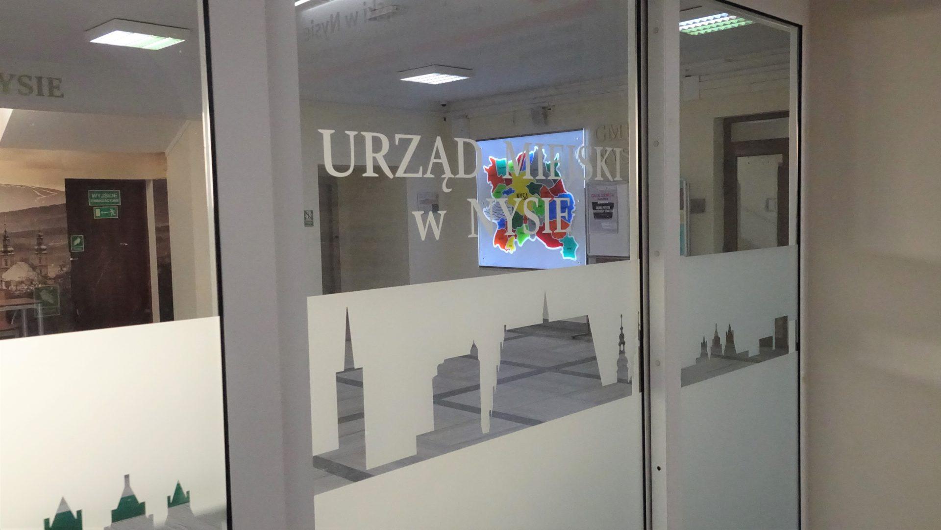 Urząd Miejski od 29 marca zamknięty
