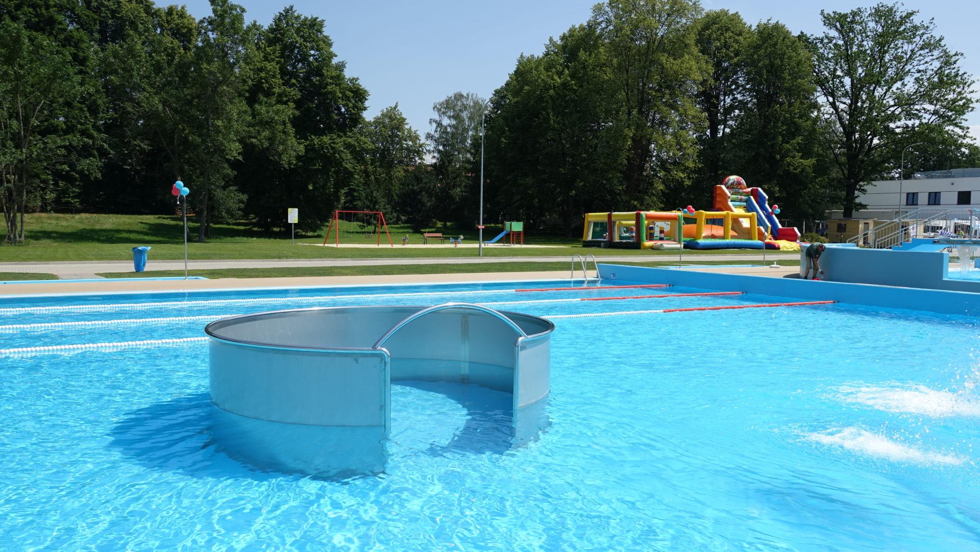 Pierwszy dzień wakacji… na kąpielisku Frajda!