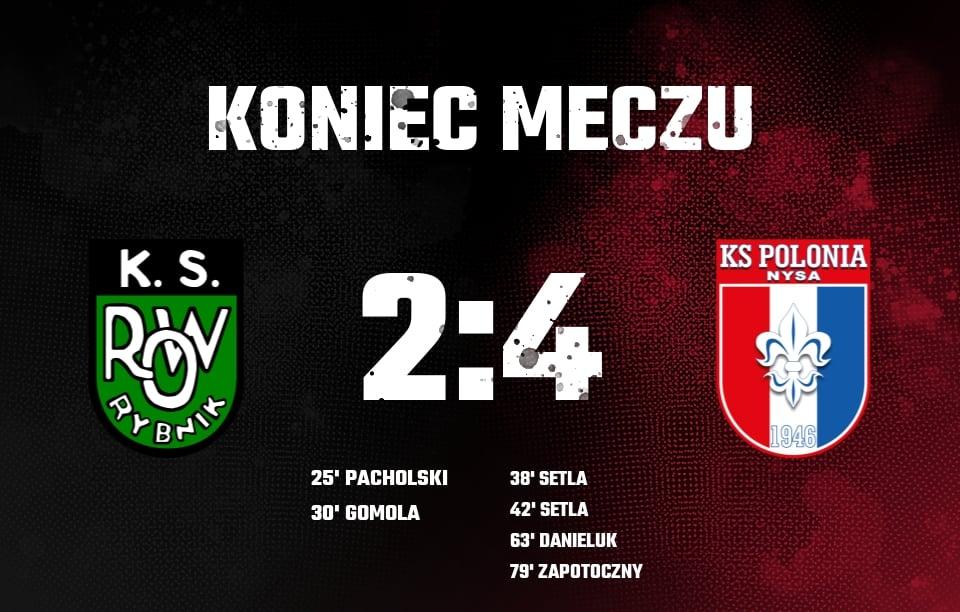 Pierwsza wyjazdowa wygrana Polonii w sezonie!