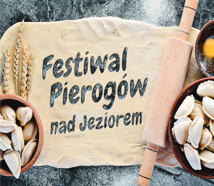 Festiwal Pierogów nad jeziorem
