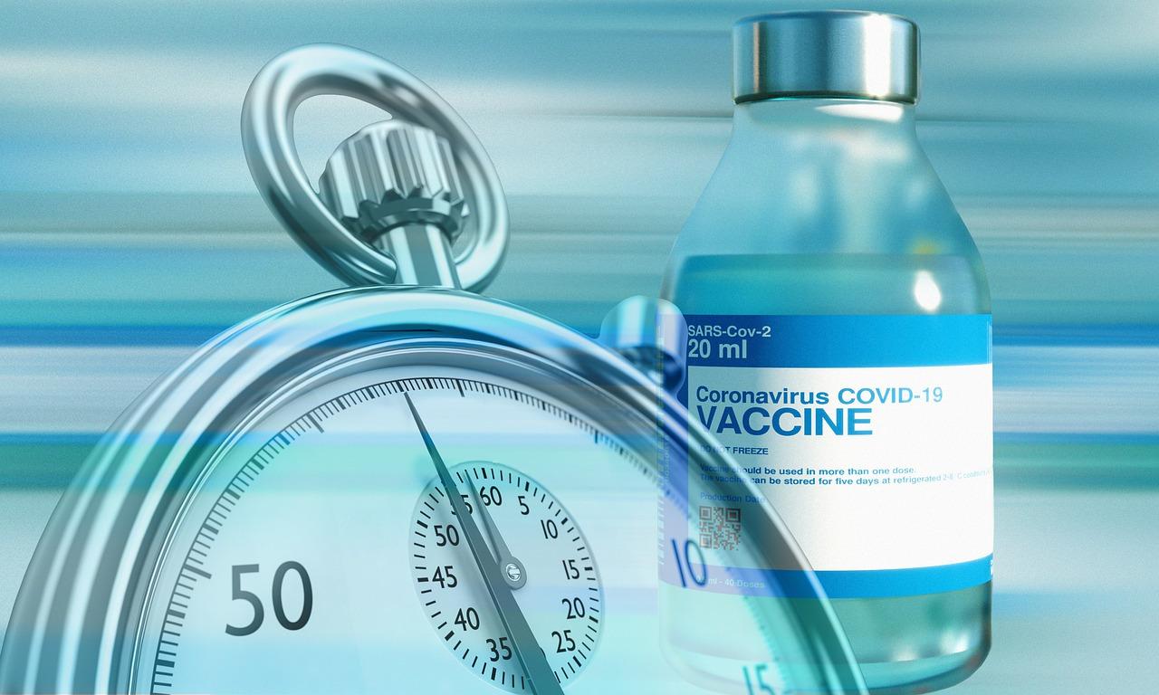 Trwają szczepienia w Hali Nysa i NDK