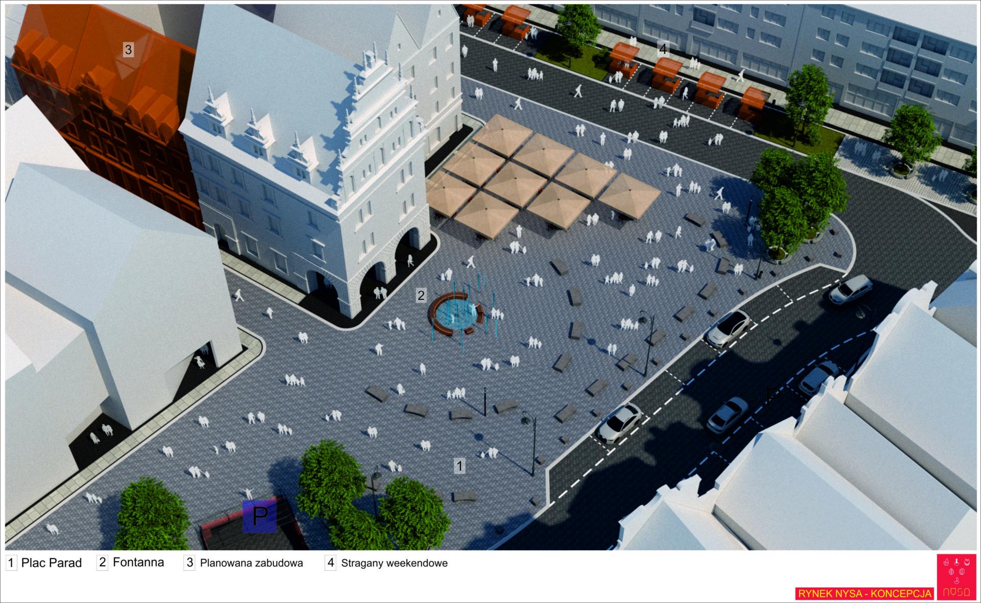 Nowe atrakcje w Rynku. Wkrótce II etap remontu serca miasta