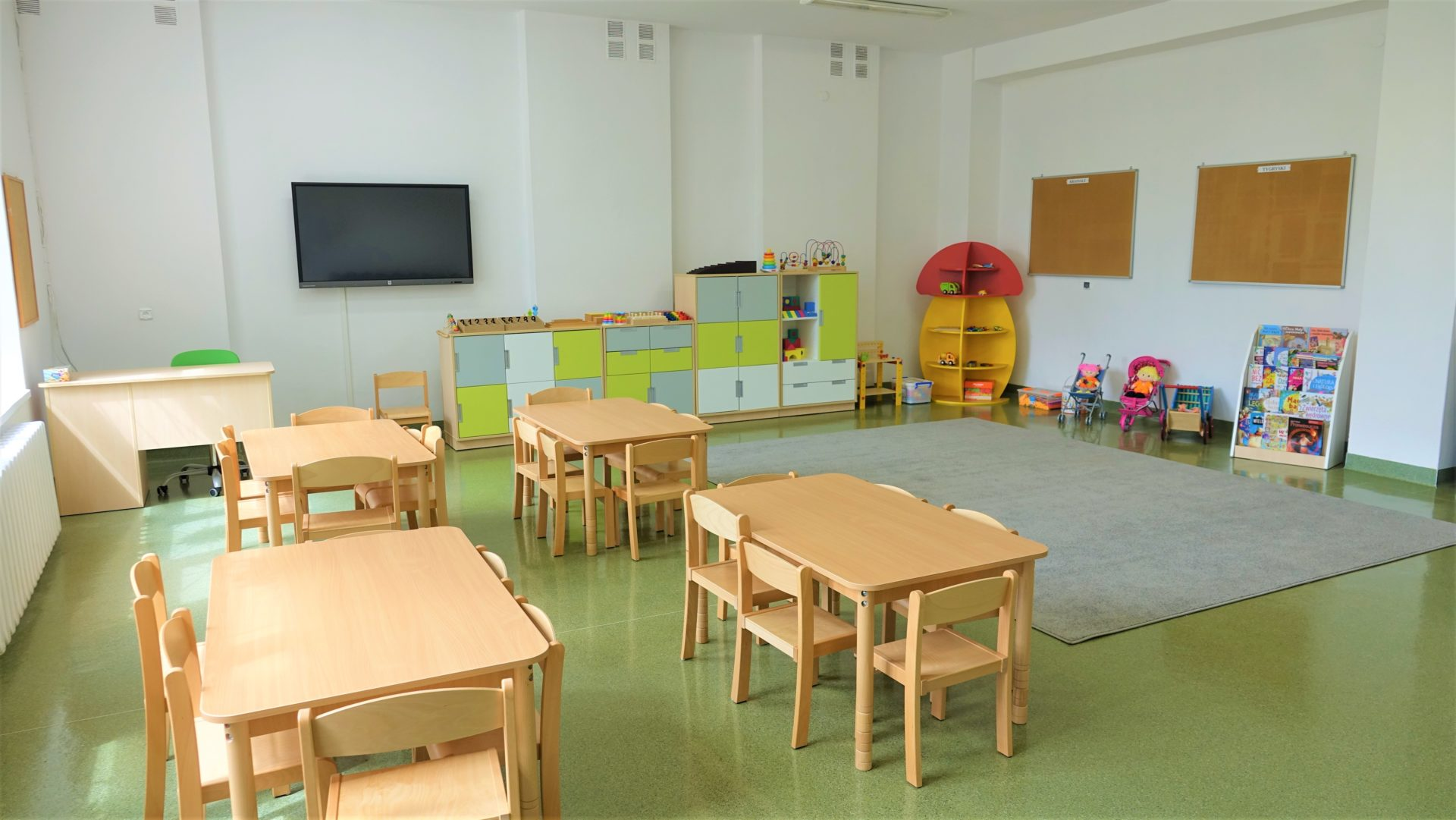 Rekrutacja uzupełniająca do przedszkoli i oddziałów przedszkolnych w szkołach podstawowych prowadzonych przez Gminę Nysa