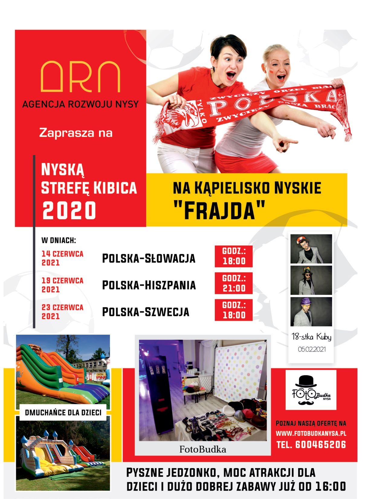 Rusza nyska strefa kibica - Gmina Nysa