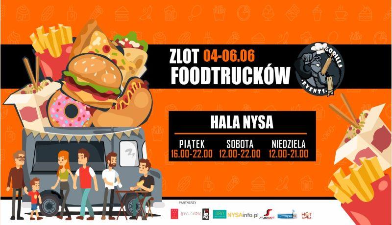 Food trucki już w Nysie!