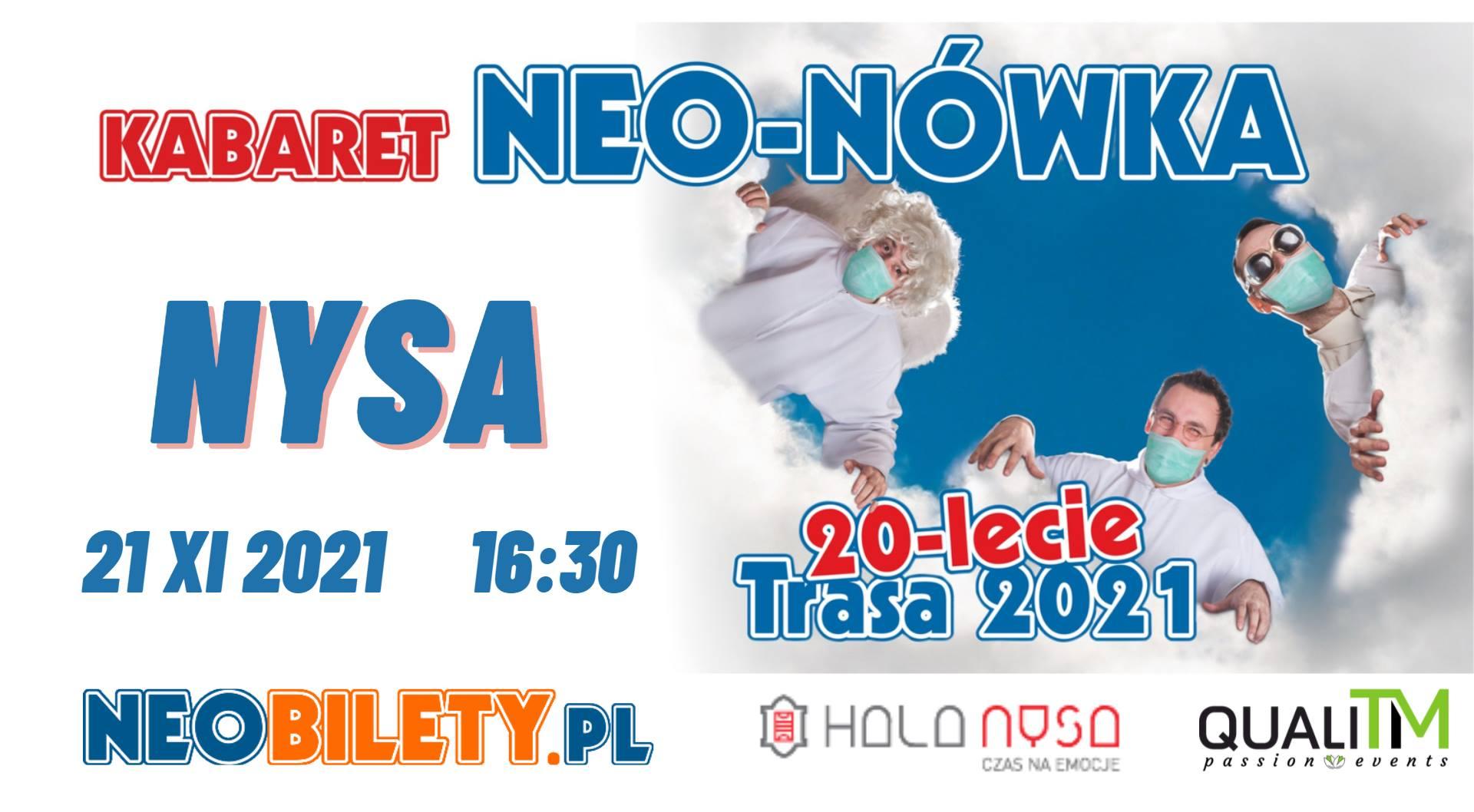 Neo-Nówka w Hali Nysa
