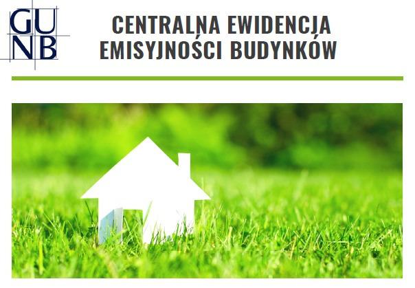 Centralna Ewidencja Emisyjności Budynków (CEEB) – nowy obowiązek składania deklaracji przez mieszkańców