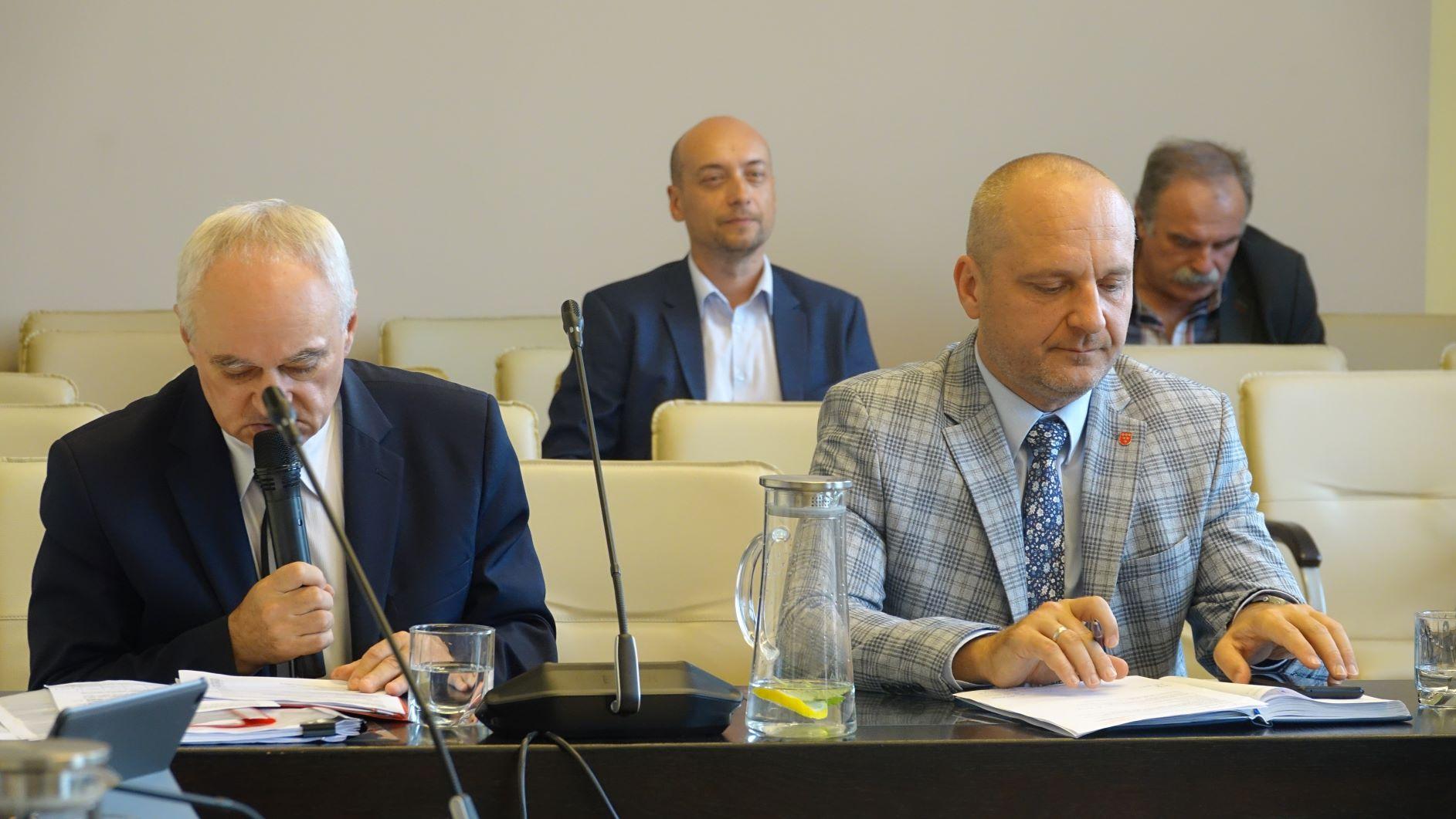 Porządek obrad XLIII Sesji Rady Miejskiej w Nysie
