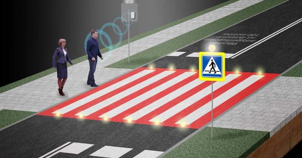 Bezpieczne przejścia dla pieszych w Nysie