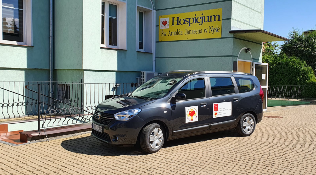Auto dla Hospicjum