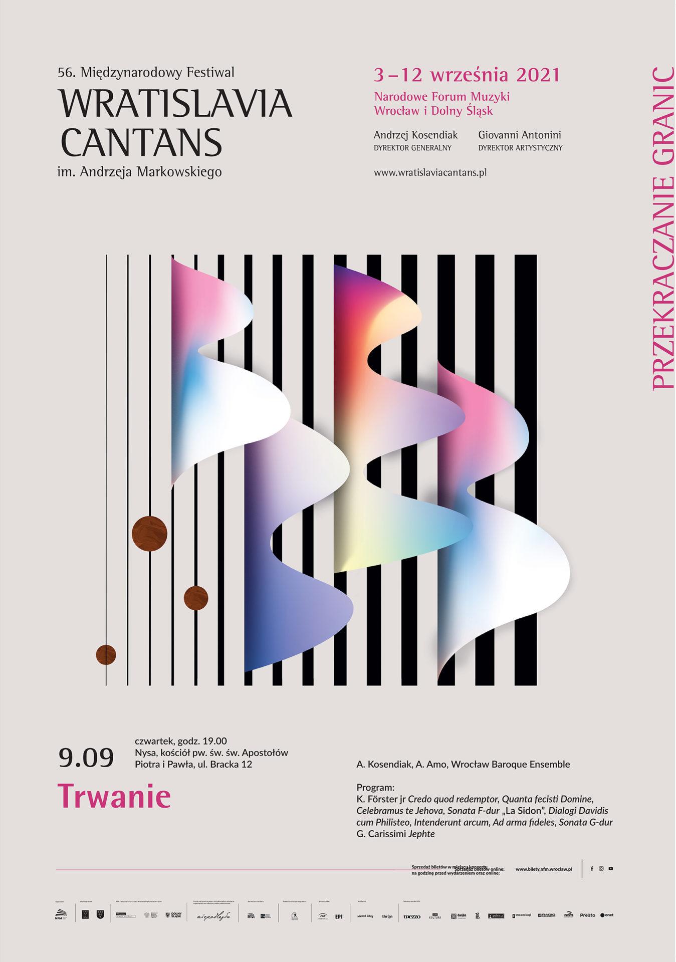 9 wrze[nia w Nysie koncert w ramach Wratislavia Cantans