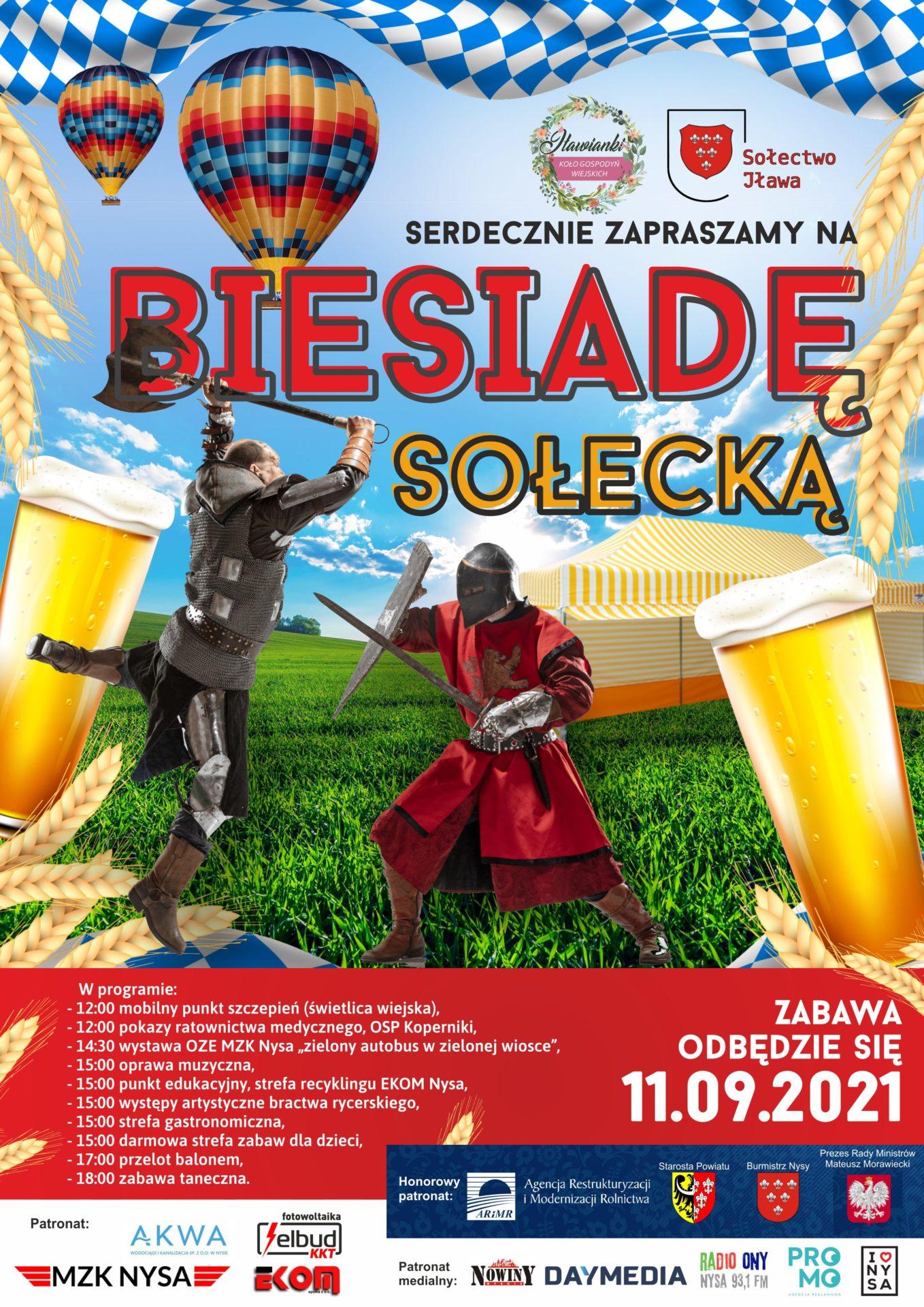 Biesiada Sołecka w Iławie