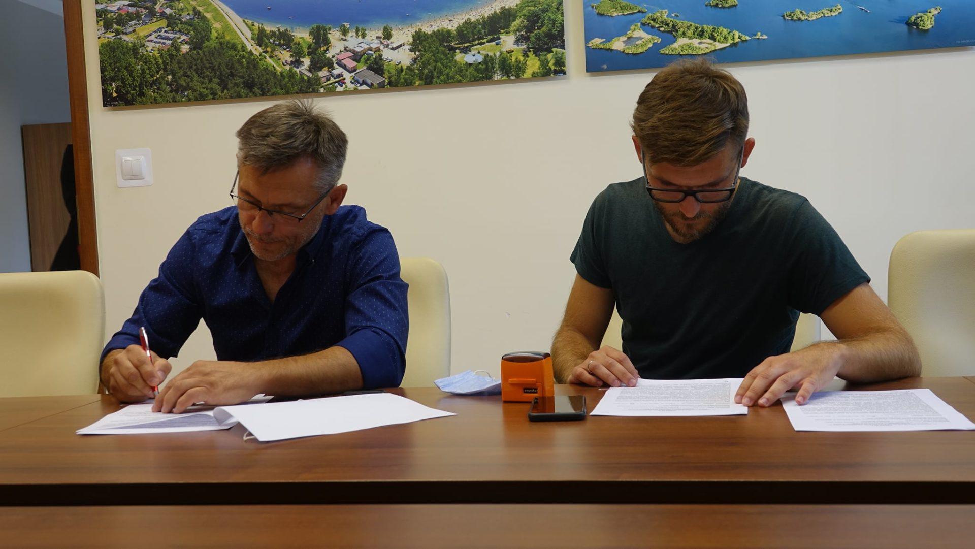 Umowa z wykonawc modernizacji dworca podpisana