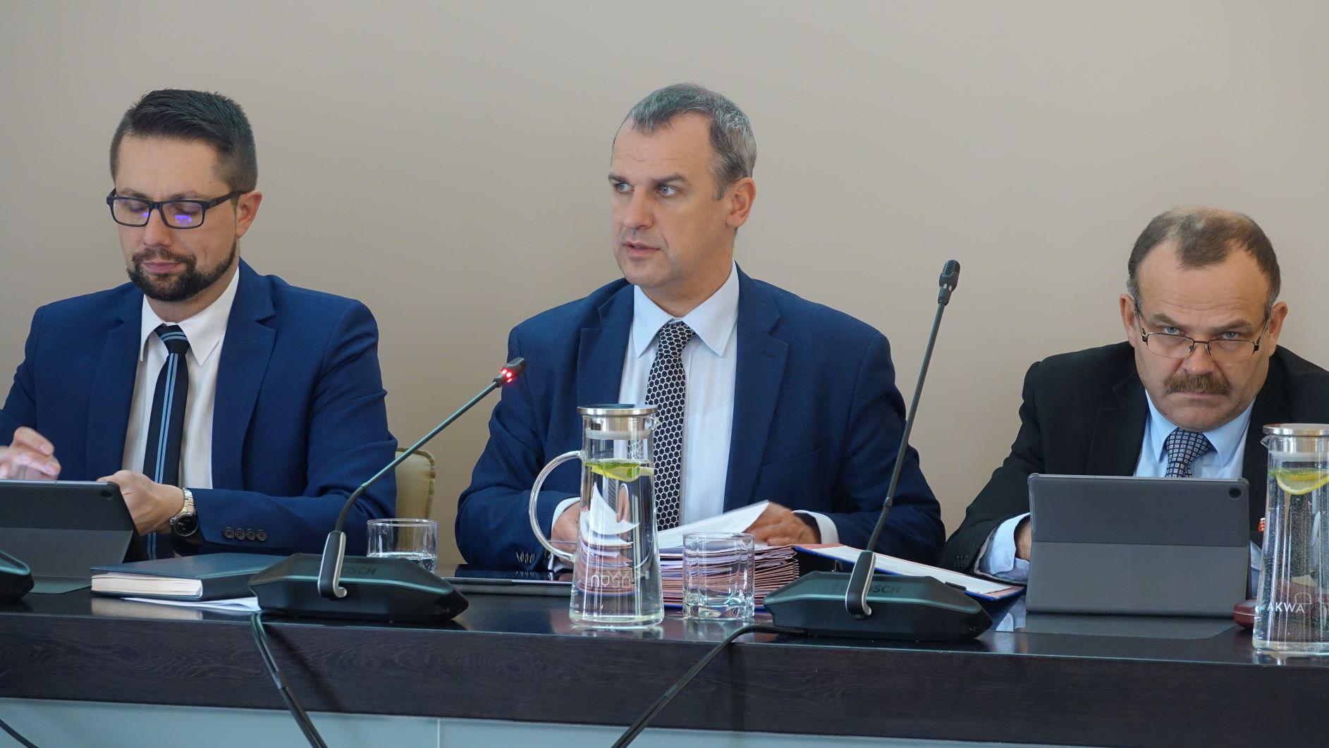 Porządek XLVI Sesji Rady Miejskiej w Nysie