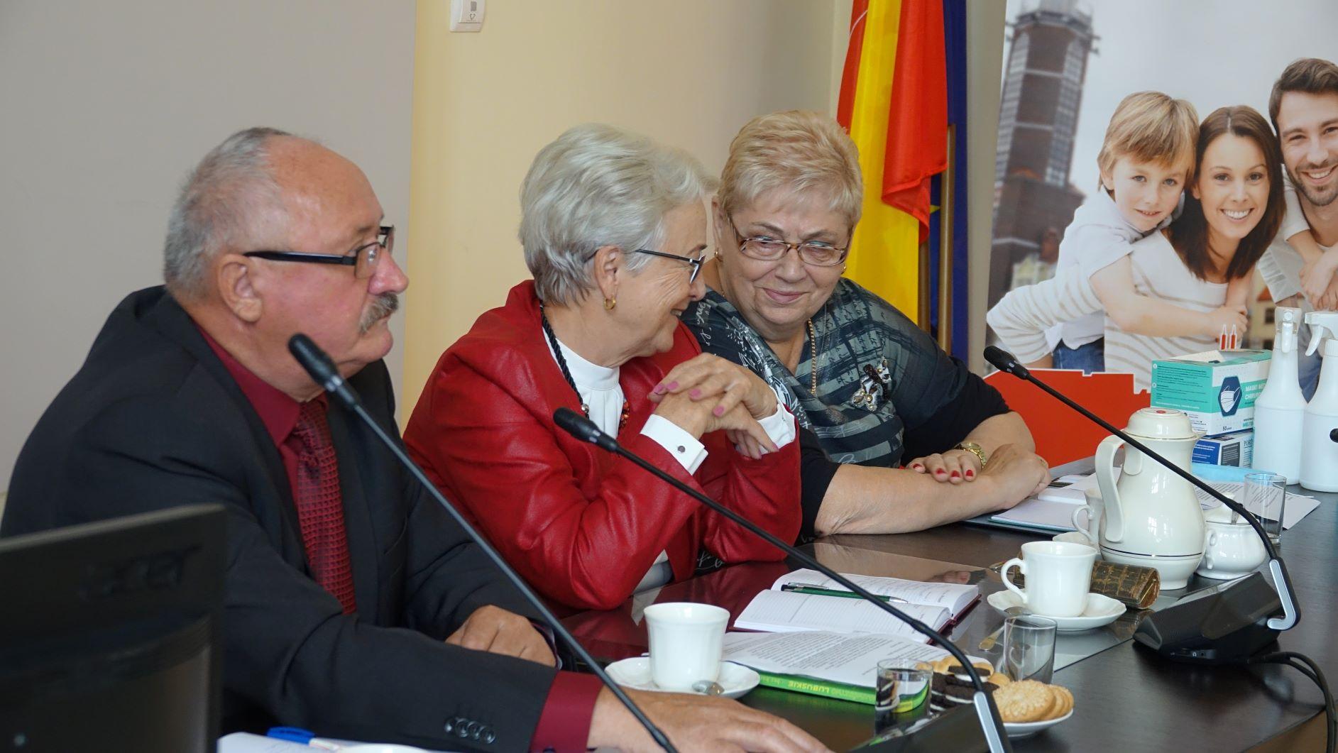 Obradowała Rada Seniorów