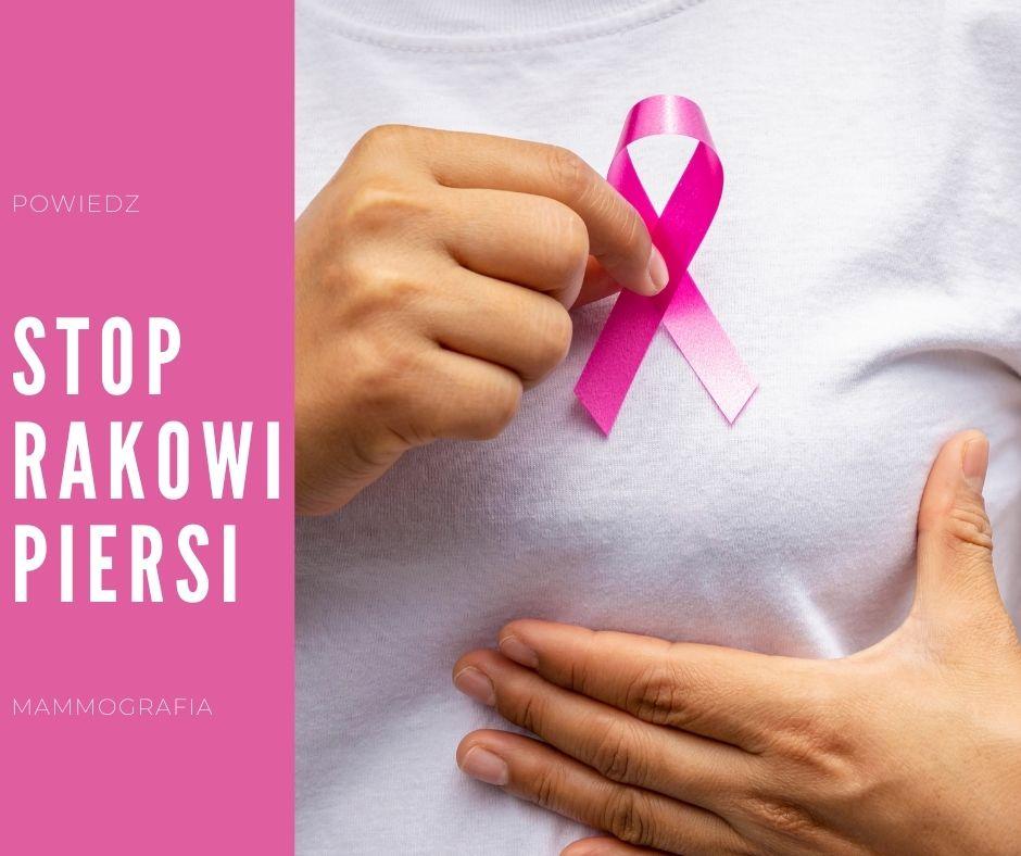 Bądź dla siebie ważna – harmonogram mammobusów