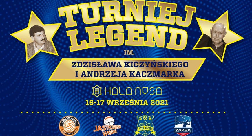 Turniej legend w Hali Nysa
