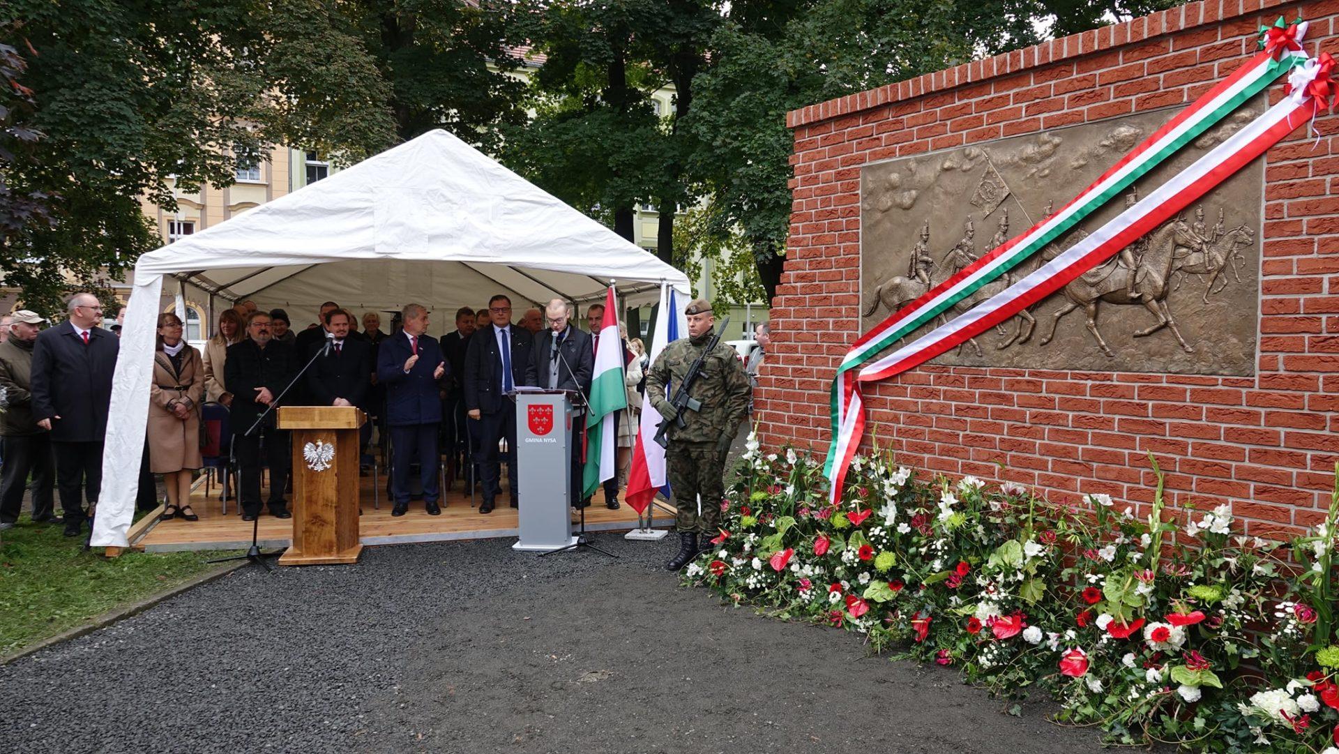 W Nysie pielęgnujemy polsko-węgierską przyjaźń